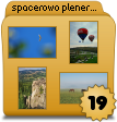 spacerowo plenerowe